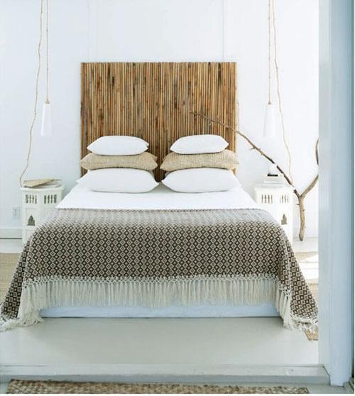 Cabeceiras de cama originais 10 ideias a n o perder homy - Cabeceros originales hechos en casa ...