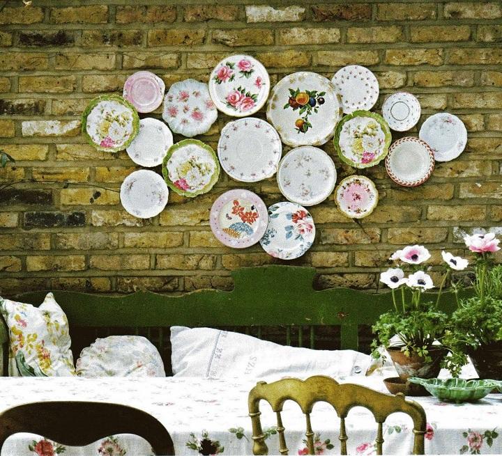 decoração de paredes