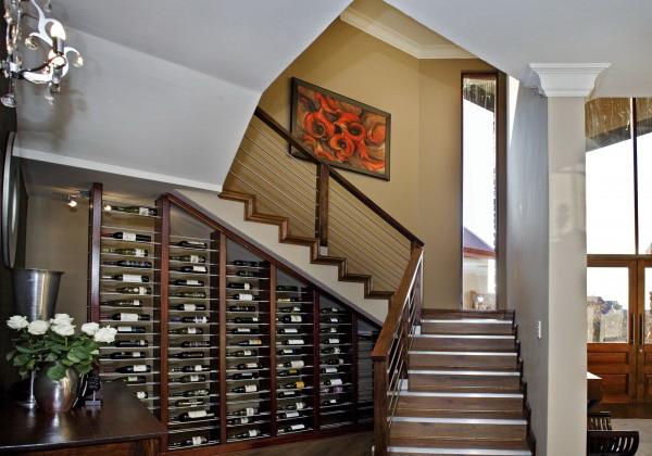 vão de escadas
