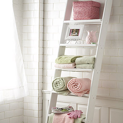 Ideias para decorar casas de banho homy for Bathroom storage ideas b q