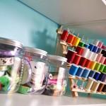 Costura e artes manuais: crie o espaço de trabalho ideal