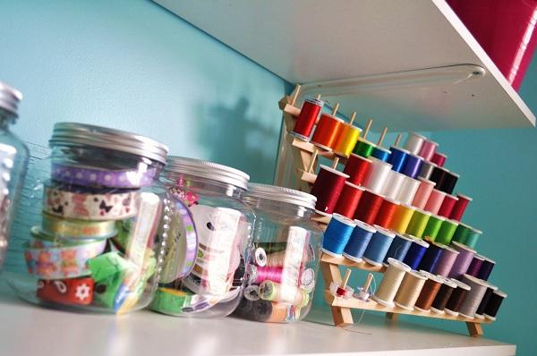 trabalhos manuais para decoracao de interiores : trabalhos manuais para decoracao de interiores: de espaços de trabalho quarto de costura e trabalhos manuais