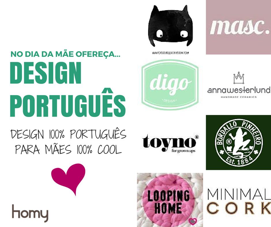 Sugestões Dia da Mãe: para mães 100% portuguesas