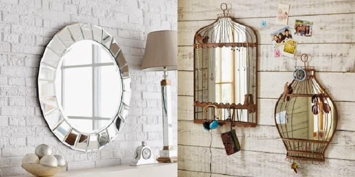 espelhos originais