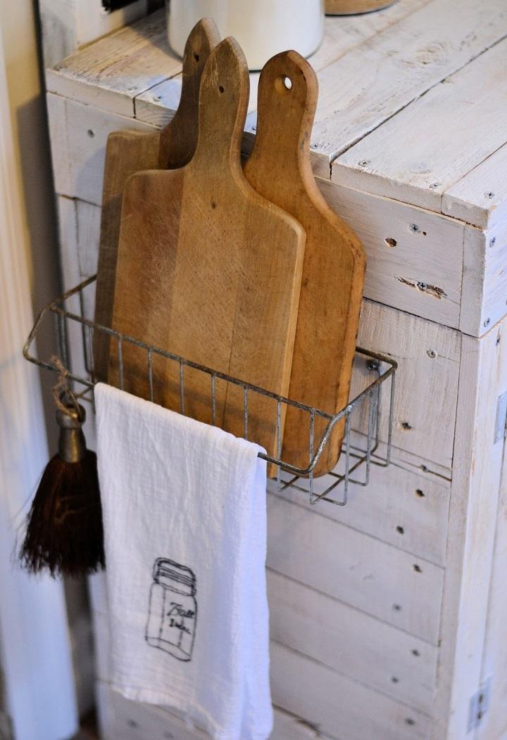 arrumação de cozinha