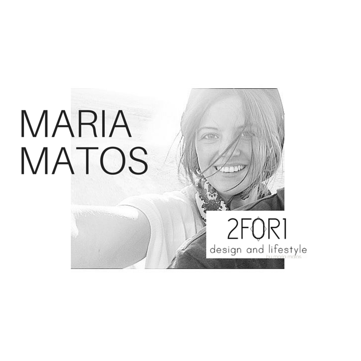 Maria Matos: Designer de Interiores e muito mais