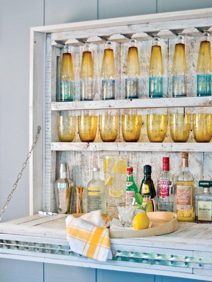 estante bar