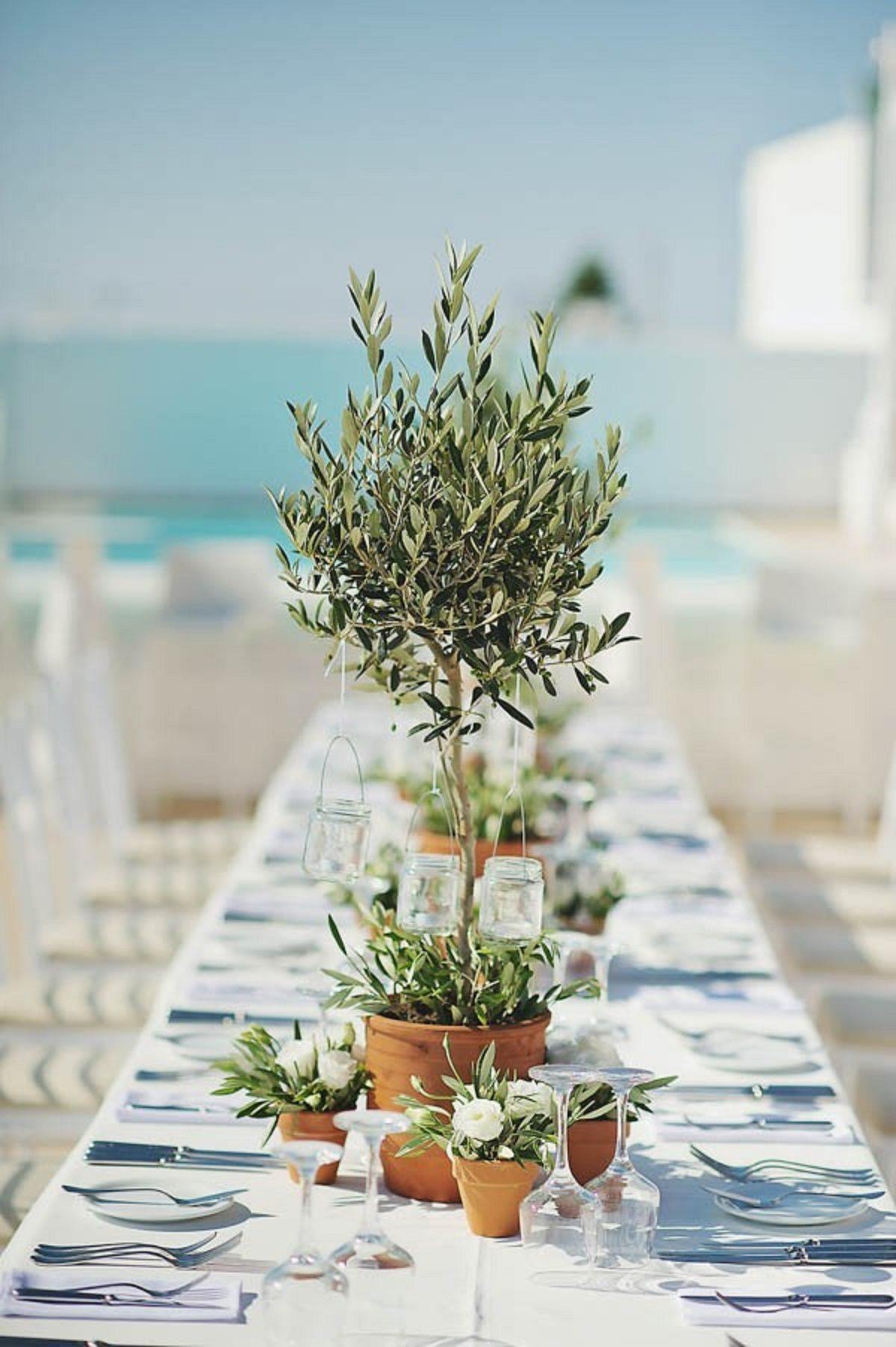 Casamentos: centros de mesa que nenhum convidado vai esquecer