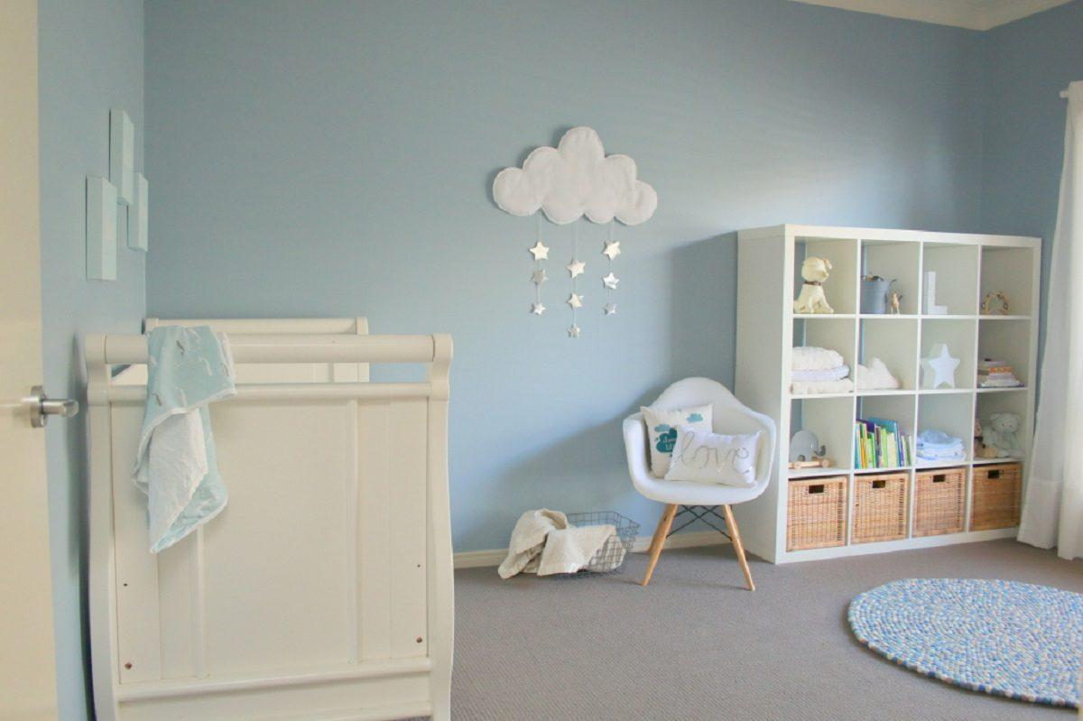 O que (realmente) precisa para o quarto de bebé?