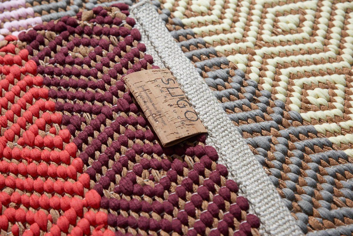 Marcas com 'h': Sugo Cork Rugs, inovação e tradição de mãos dadas