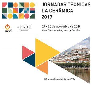 JORNADAS TÉCNICAS DE CERÂMICA 2017 @ Hotel Quinta das Lágrimas | Coimbra | Coimbra | Portugal