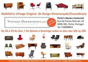 POP UP SHOP - VINTAGE DEPARTMENT @ Ateneu Comercial do Porto | Porto | Porto | Portugal