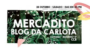 MERCADITO BLOG DA CARLOTA @ Centro Cultural de Belém | Lisboa | Lisboa | Portugal