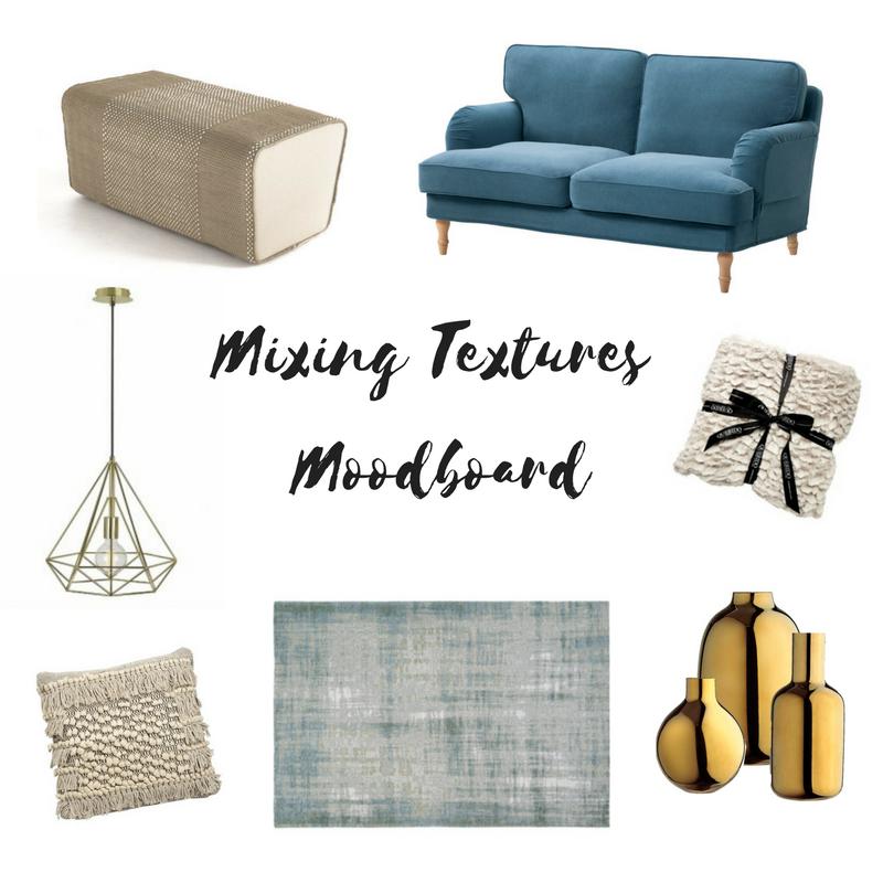 Moodboard: Mixing Textures