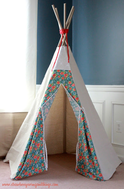 teepees e tendas